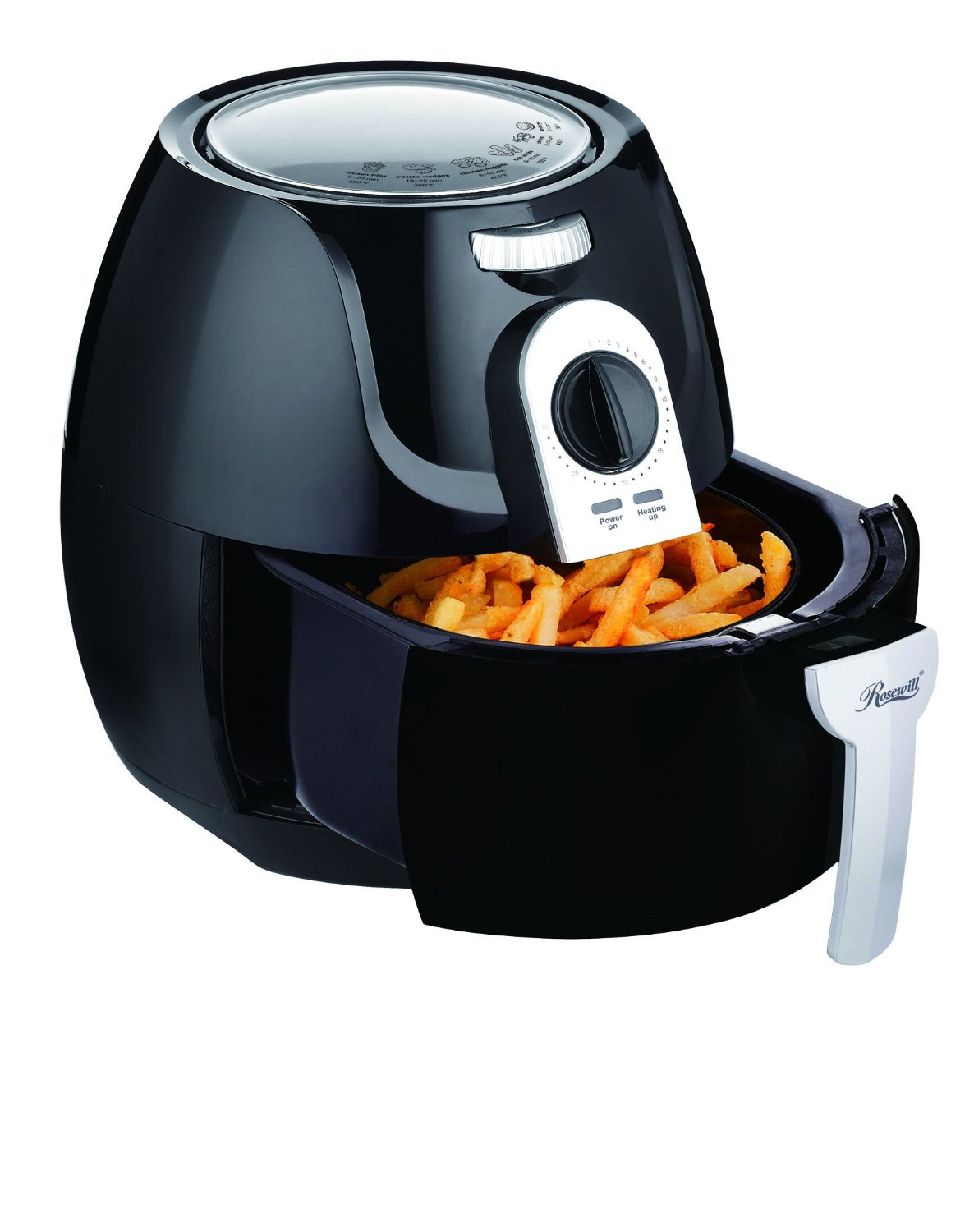 rosewill rhaf 15004 multifunction electric air fryer review. Black Bedroom Furniture Sets. Home Design Ideas