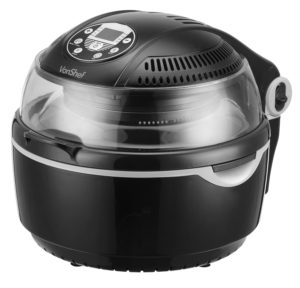 VonShef Low Fat Oil Free Electric Air Fryer